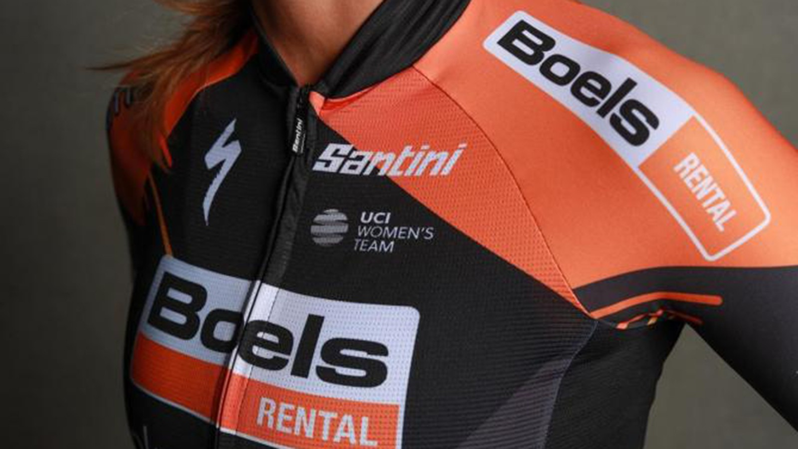 A closer look at the Boels Dolmans 2019 jersey