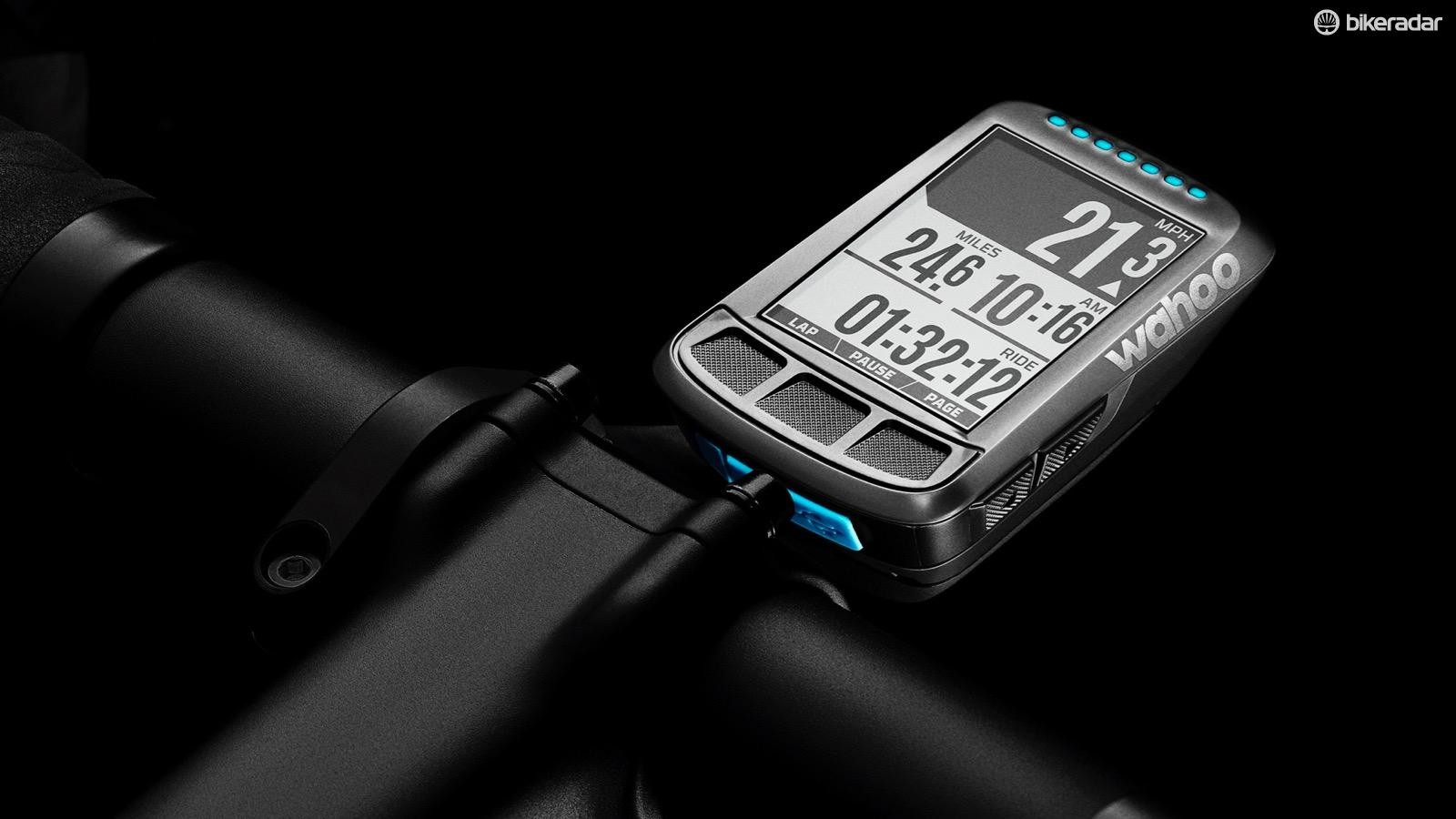 The Wahoo Elemnt Bolt is a streamlined version of the original Elemnt. Love your smartphone? You'll probably like the Bolt