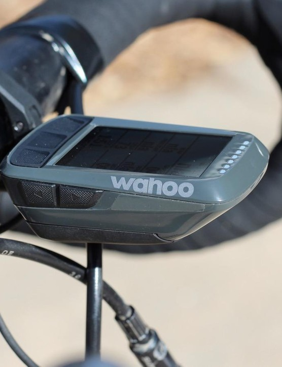Wahoo claims the Bolt and mount are 50 percent faster than a Garmin Edge 520 and its mount