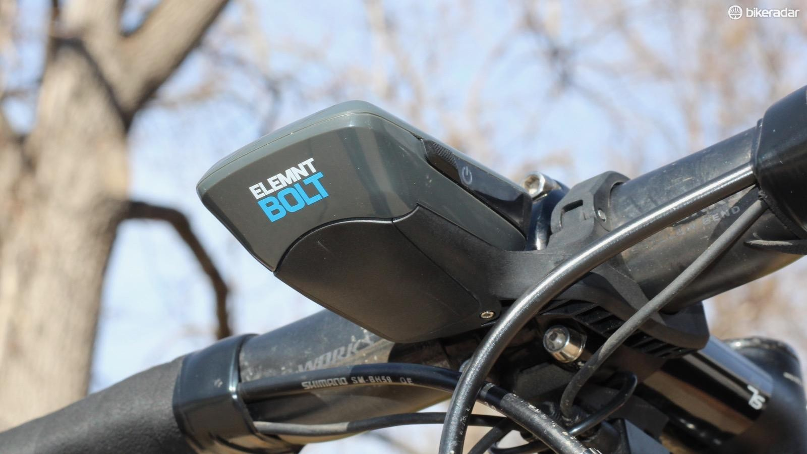 The Bolt is the first computer to be designed in tandem with its mount with aerodynamics in mind