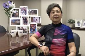 Bonnie Tu, the driving force behind Liv Cycling