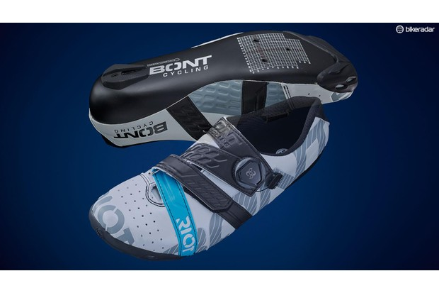 The Bont Riot Road+ Boa shoes are riotous by name and riotous by nature