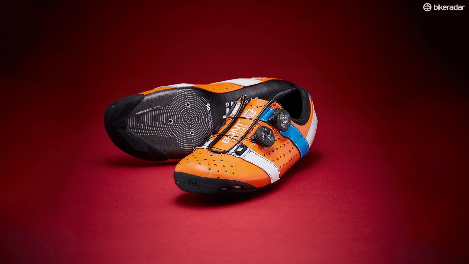 Bont's Vaypor+ cycling shoe
