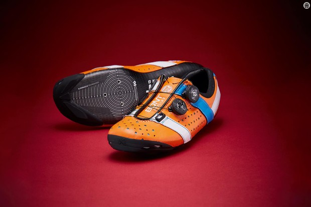 Bont's Vaypor+ cycling shoe