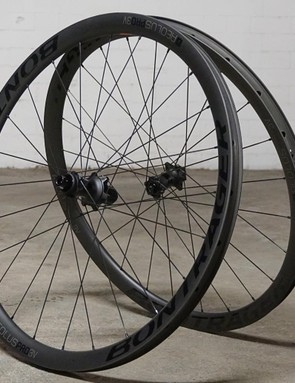 Bontrager's lightweight and aerodynamic carbon hoops for big tyres