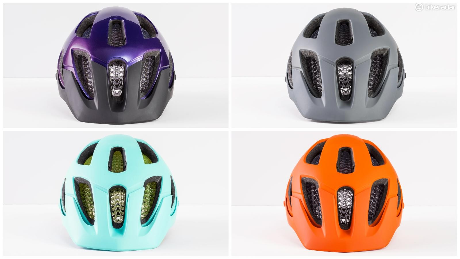 The Blaze is available in a number of colours