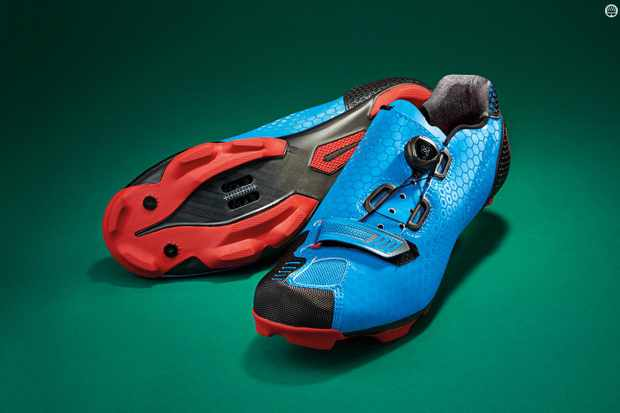 Bontrager's Cambion shoes do a sterling job of adding adventure-friendly features to road kicks