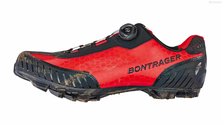 Bontrager's Foray MTB shoe