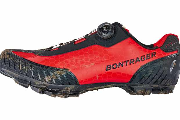 Bontrager's Foray MTB shoe