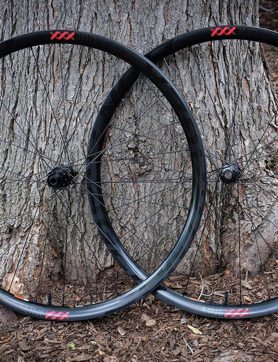 Bontrager's new Line XXX TLR 29 wheelset is built at the company's headquarters in Waterloo, Wisconsin