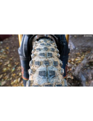 Bontrager's XR4 Team Issue is a great high-volume tire