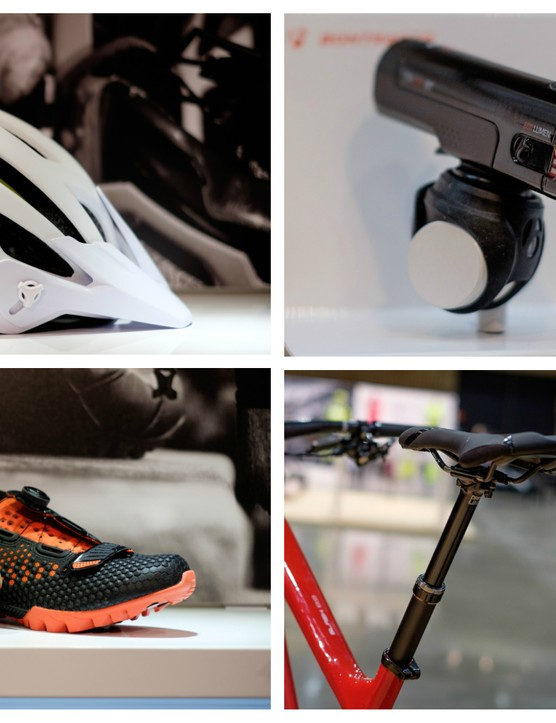 Bontrager's components and accessories lines look particularly promising for 2017