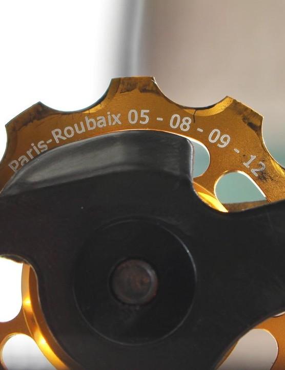 Will Tom Boonen make it five Paris-Roubaix victories on Sunday?