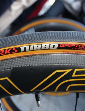 Specialized's new 28mm Hell of the North S-Works Turbo tubulars