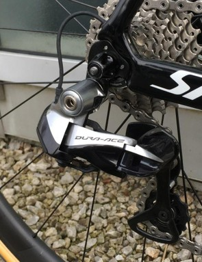 Some top riders like Fabian Cancellara and Peter Sagan have opted for mechanical Dura-Ace over Di2. Tom and team are doing digital