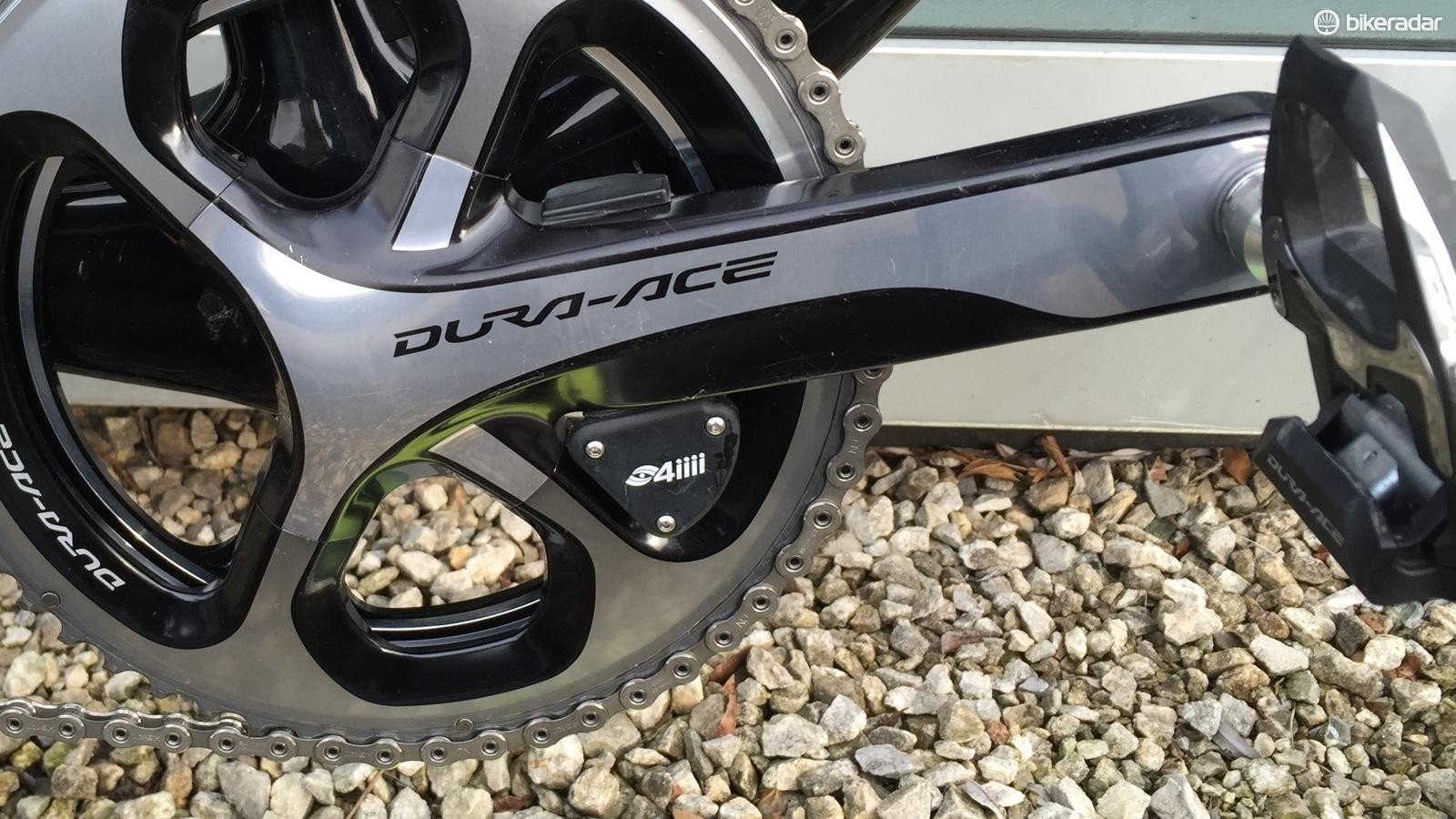 This is Boonen's Precision Pro that he used at the 2016 Paris-Roubaix, where he placed second