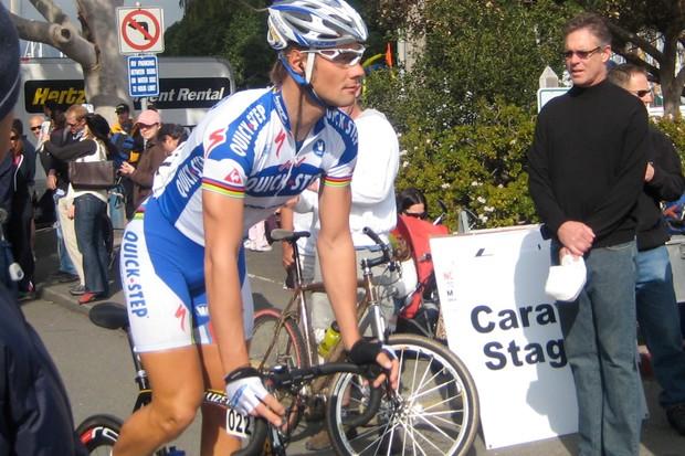 Belgian Tom Boonen (QuickStep).