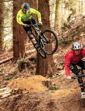 Born in the USA. Four American 29er trail bikes are tested head to head