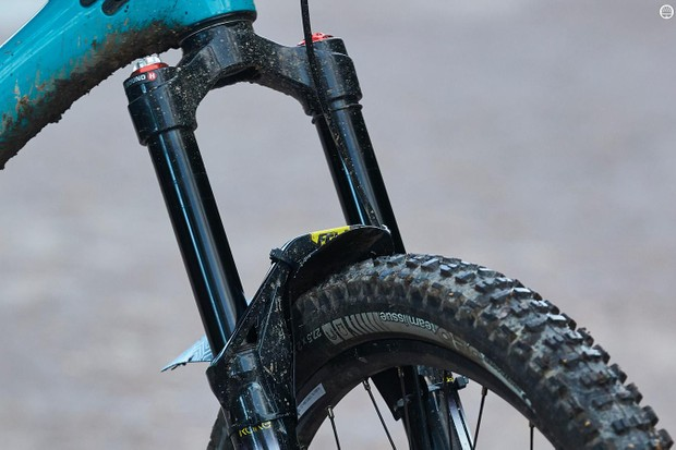Finding the sweet spot with the Deville fork's set-up isn't easy but you'll be rewarded when you get it right