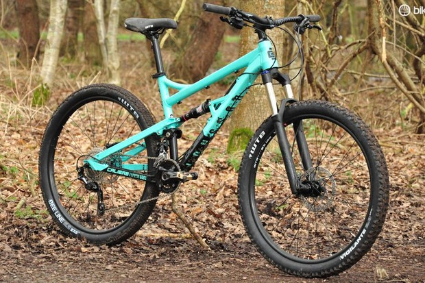 The new Bossnut Ladies V2 is one of the best mountain bikes I've seen at this price-point