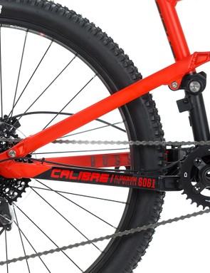 The Evolution version of the Bossnut gets an upgrade to SRAM's NX 1x11 drivetrain