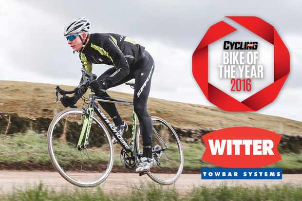 Fast, light, comfortable – the Cannondale CAAD12 105 is all this and more