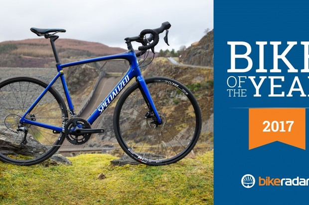 The Specialized Roubaix Comp is the 2017 Road Bike of the Year