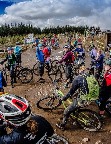 Women's weekend at BikePark Wales saw a massive jump in the percentage of women riding at the venue, hopefully with lasting results