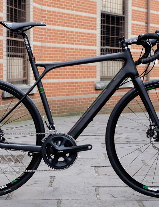 If you're not obsessed with speed, the GT Grade Carbon 105 could be the perfect all-rounder