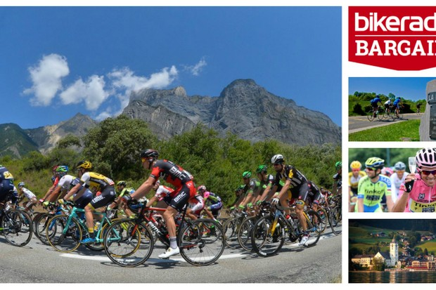 Beat the winter blues and book yourself a cycling holiday