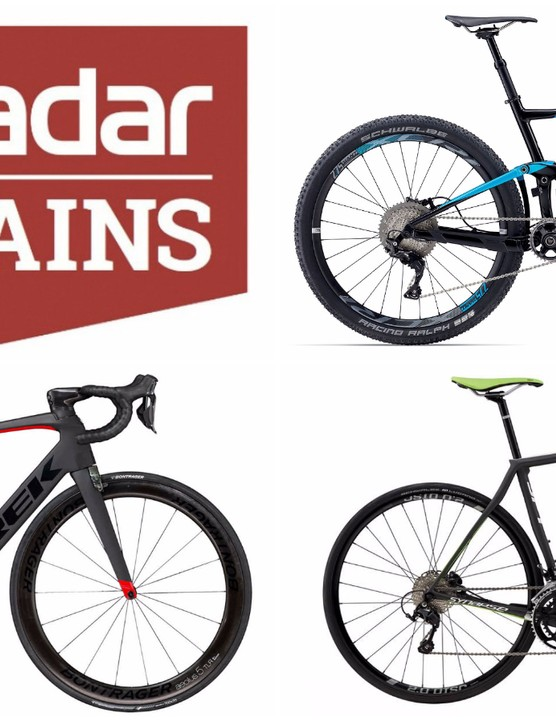 There are some amazing 2017 bike deals right now