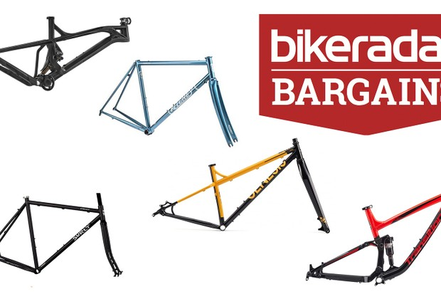 Pick up a deal on a frameset today