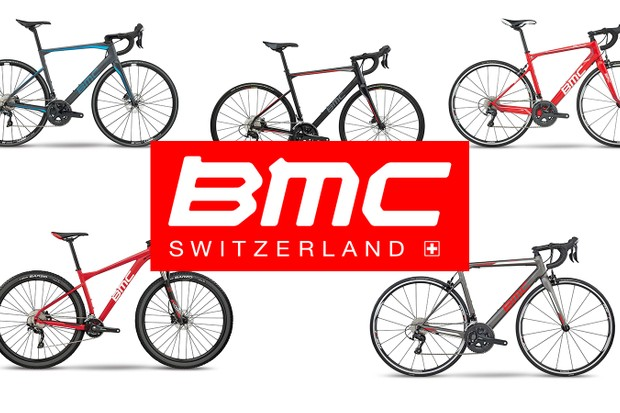 Get some killer deals on BMC at Evans Cycles
