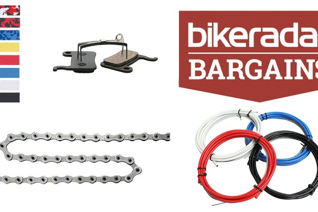 Cheap consumables to nurse your bike through the winter