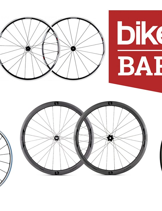 This week's BikeRadar bargains collects deals on road bike wheels