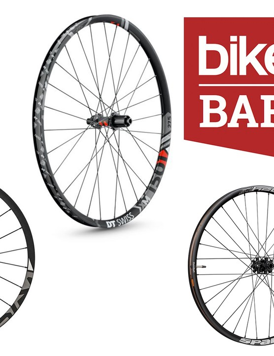 A round-up of the best mountain bike wheel deals for this week's BikeRadar Bargains