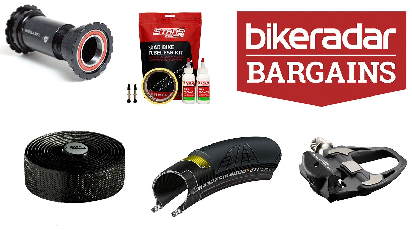 For this week's edition of BikeRadar Bargains we've pulled together deals on the best upgrades for your road bike