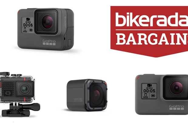 The GoPro 7 is here, so pick up a bargain on some older models