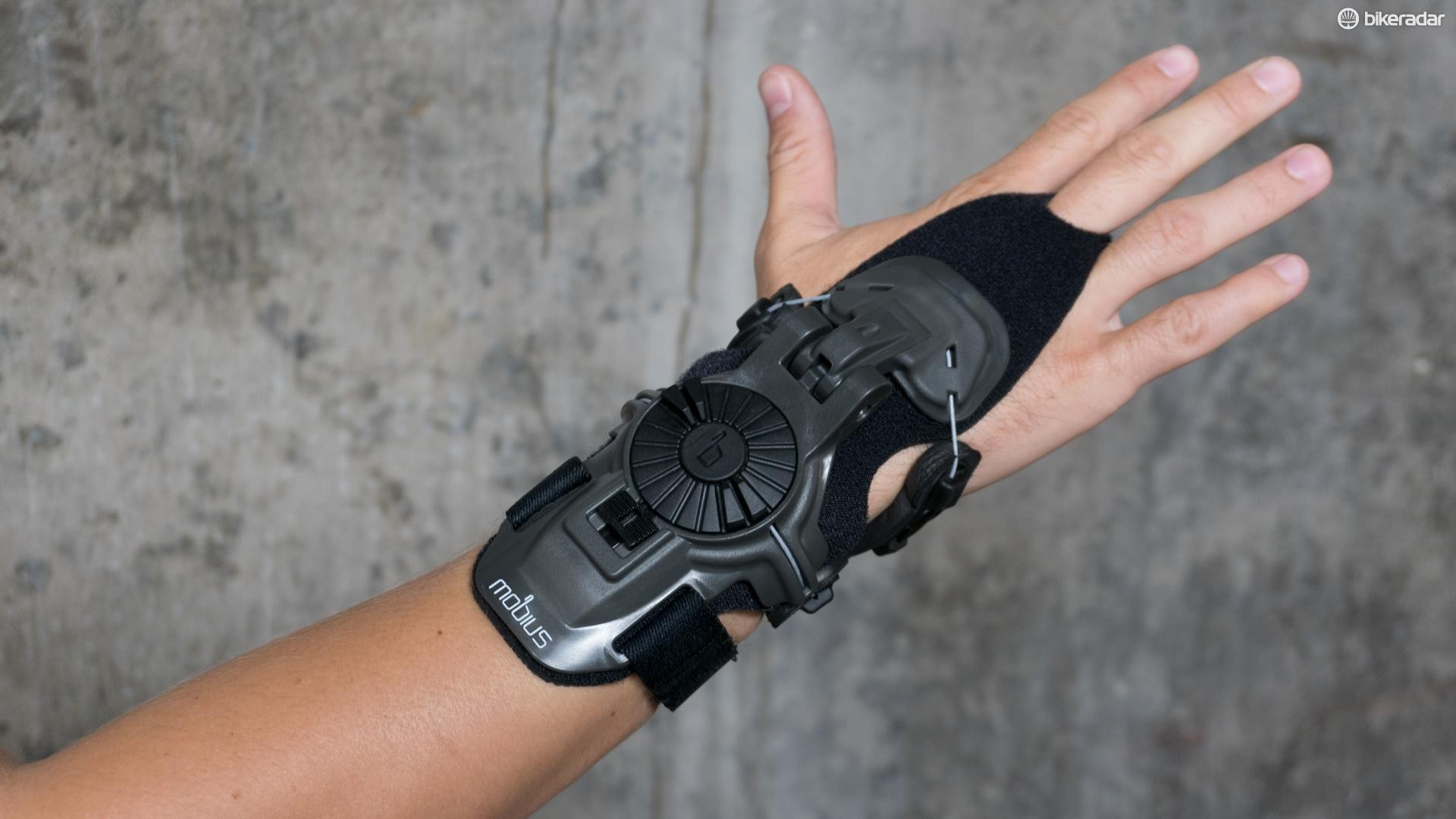 Not quite a bionic arm