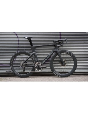 Cannondale SystemSix Hi-Mod Dura-Ace Di2; 'the fastest bike in the world'
