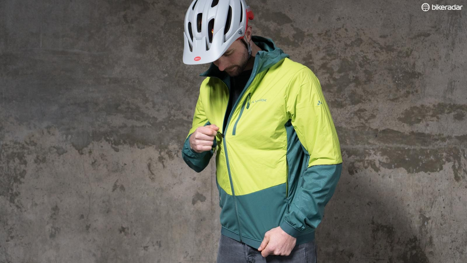 Vaude's Moab jacket has fantastic green credentials