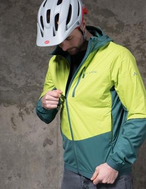 Vaude's Moab jacket has fantastic green credentials