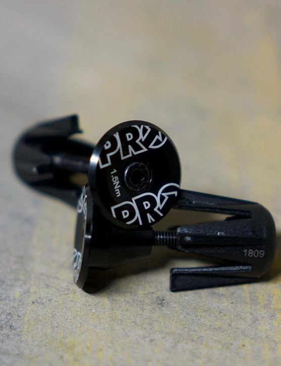 Pro's Handlebar Endplugs are available in five different colours