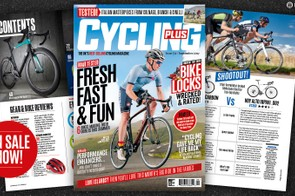 Fresh, fast and fun (that's the bikes, not the cover model)