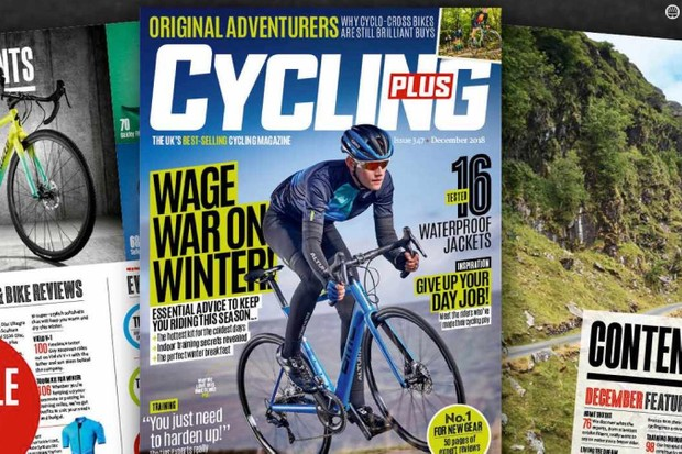 Cycling Plus December