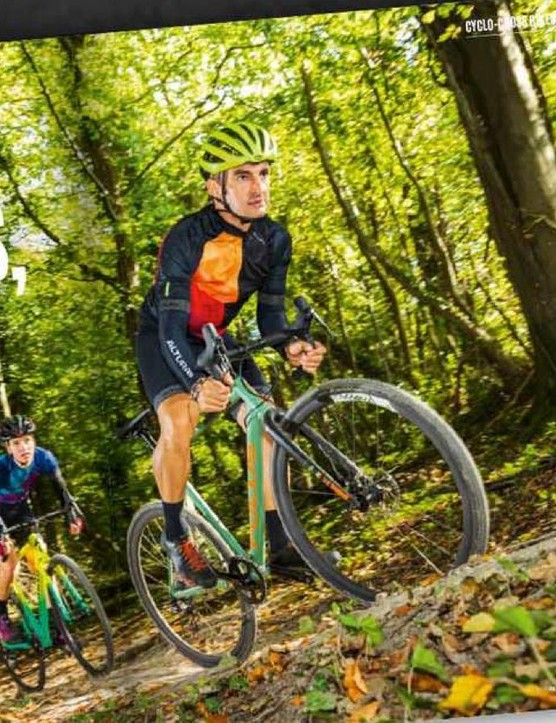 Cyclocross bikes tested