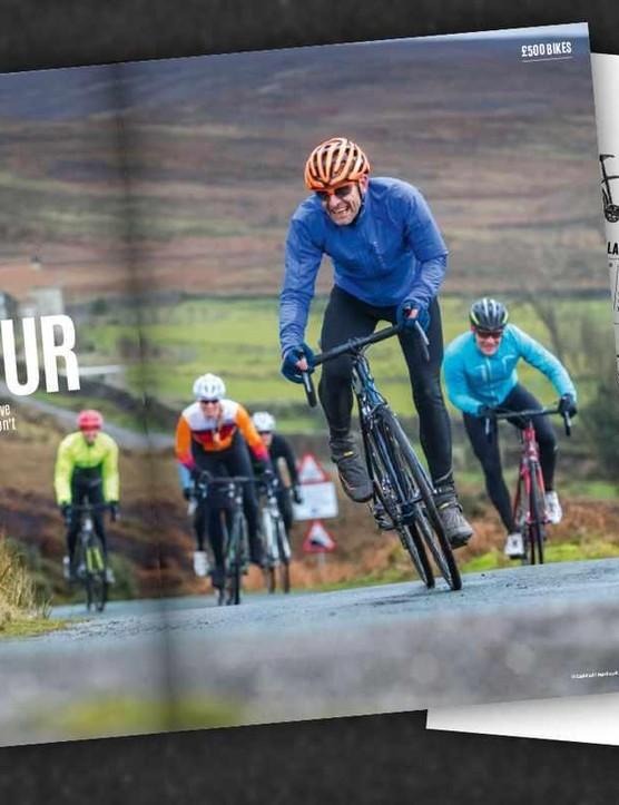 Our under £500 bike test