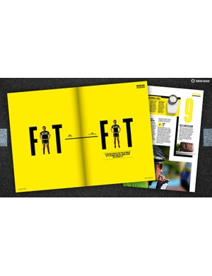 On paper it's a mere vowel. In reality, the journey from fat to fit is a much bigger story