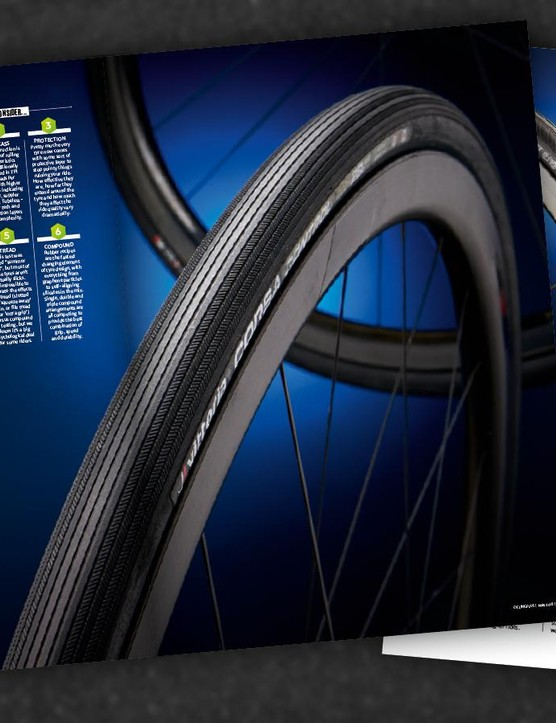Tyres are an easy way to improve your ride
