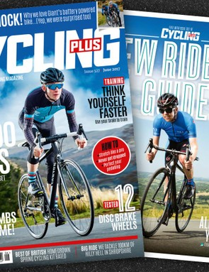 The new issue comes with a 36-page new rider guide